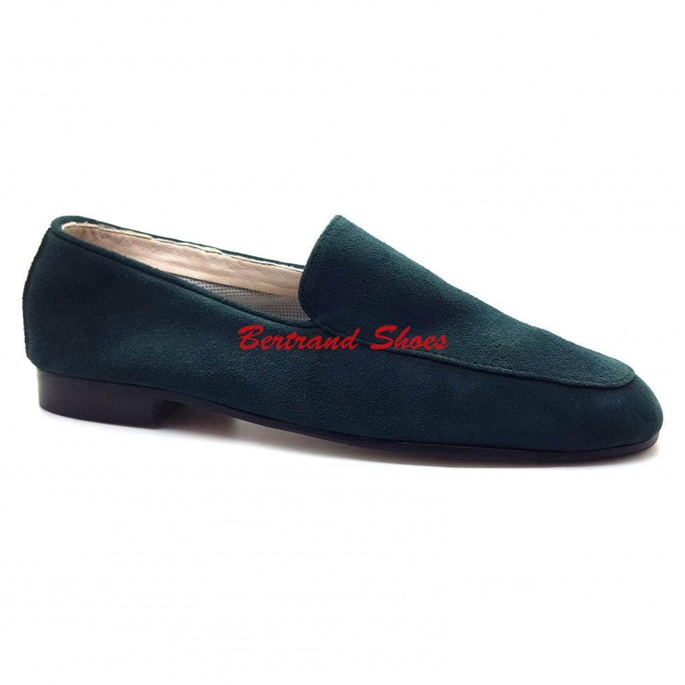 Chaussures en daim - Tour