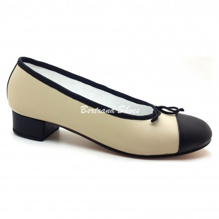 Ballerines a demi talons - Nory2