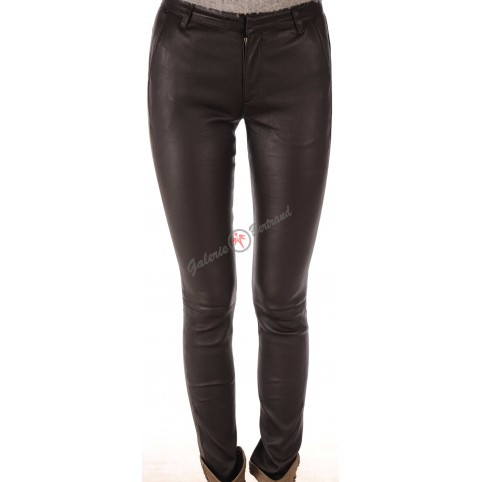 Pantalon Agneau Stretch - Angela