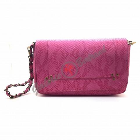 Mini sac en cuir ou daim - Luciana