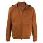 veste zippée à capuche - Mateo