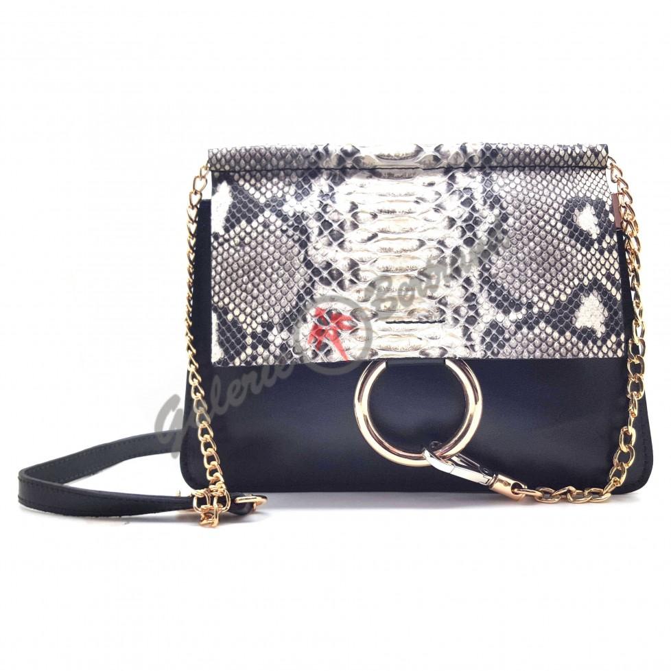 Mini sac à bandoulière chaîne - Alessia