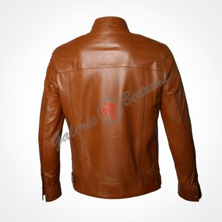 Grand porte-feuille en cuir