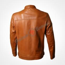 Long parka with detachable vest